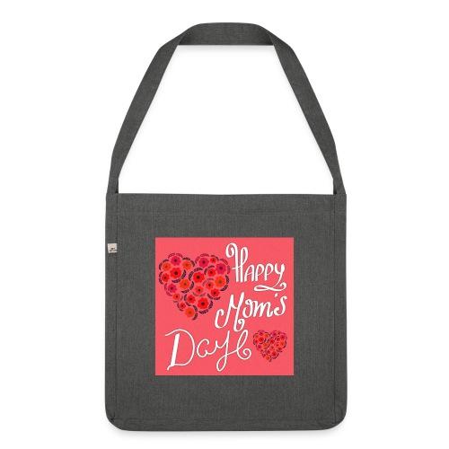 happy mothers day 1451115 - Sac bandoulière 100 % recyclé