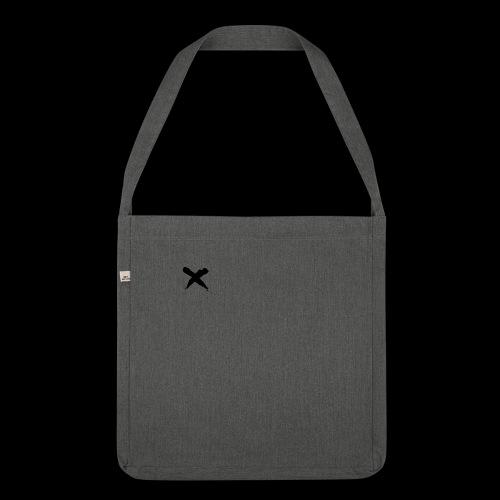 x - Borsa in materiale riciclato