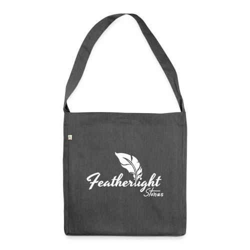 Featherlight Stones 1c - Schultertasche aus Recycling-Material