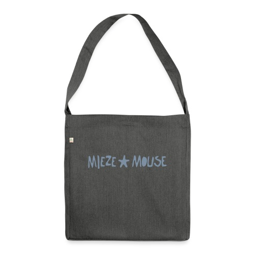 MIEZEMOUSE STAR - Schultertasche aus Recycling-Material