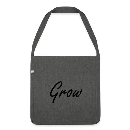 Grow - Schultertasche aus Recycling-Material