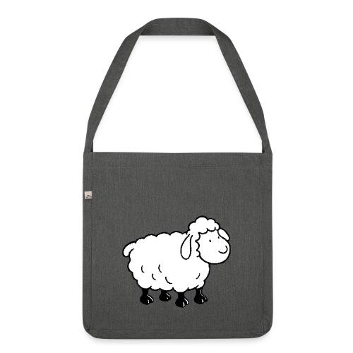 mouton - Sac bandoulière 100 % recyclé