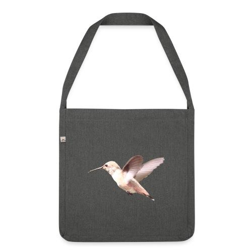 Hummingbird by Lajarin Dream - Bandolera de material reciclado