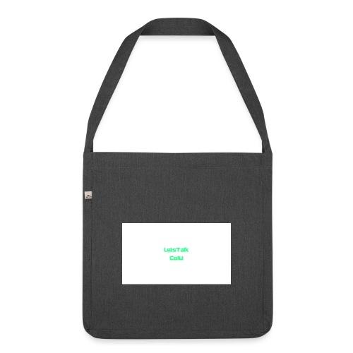 LetsTalk ColU - Shoulder Bag made from recycled material