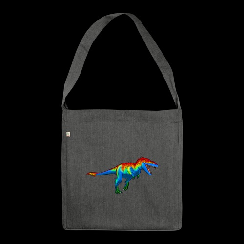 T-Rex - Shoulder Bag made from recycled material