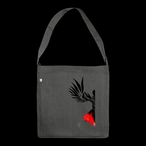 Half Raven - Shoulder Bag made from recycled material