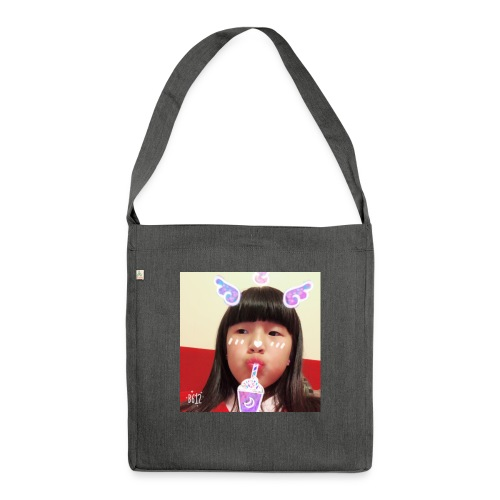 Musical.ly merch - Shoulder Bag made from recycled material