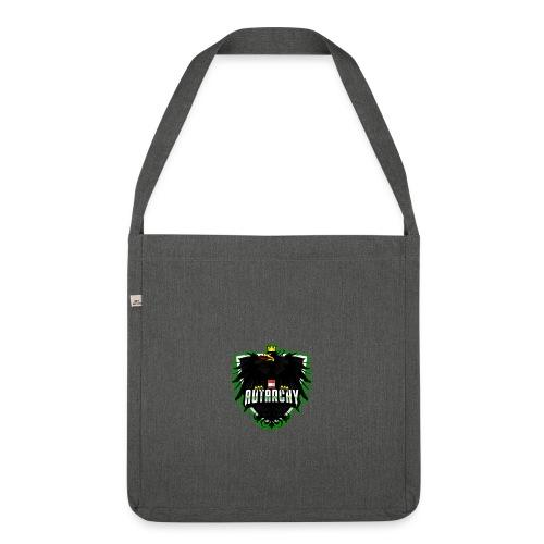 AUTarchy green - Schultertasche aus Recycling-Material