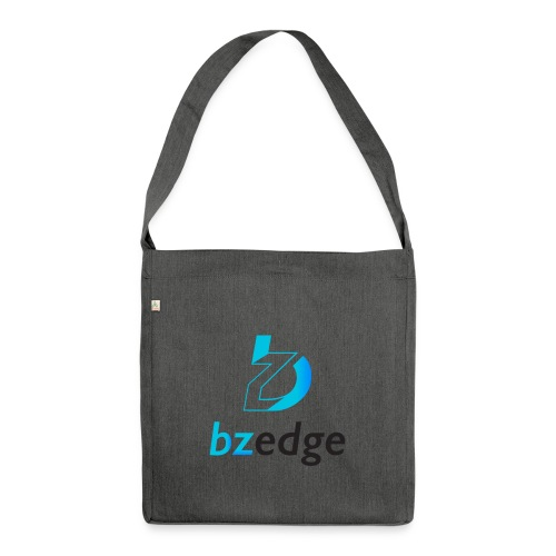 BZEdge Cutting Edge Crypto - Shoulder Bag made from recycled material