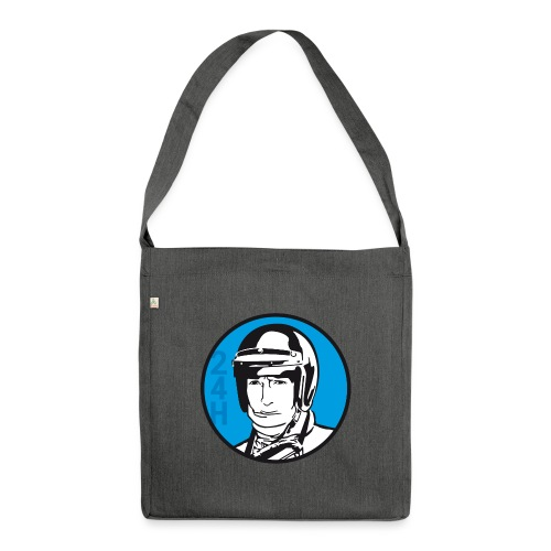 Racing Legend - 24H - No2 - 1965 - Schultertasche aus Recycling-Material