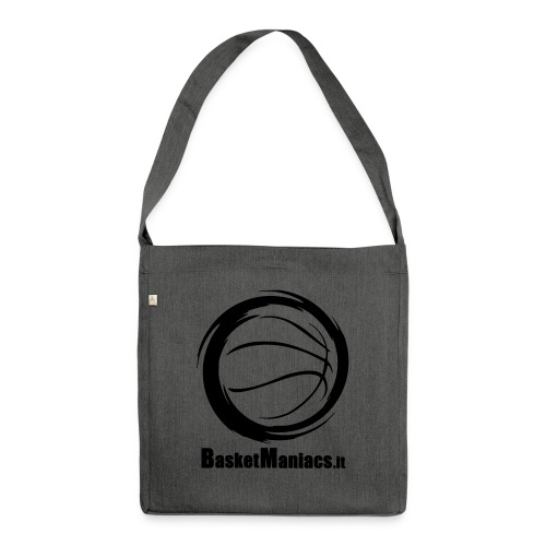 Basket Maniacs - Borsa in materiale riciclato