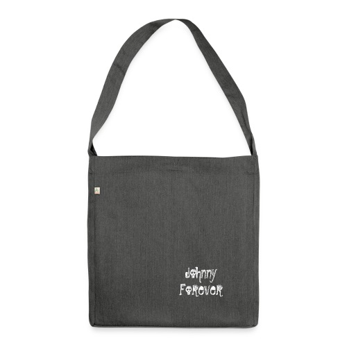 Forever White png - Sac bandoulière 100 % recyclé
