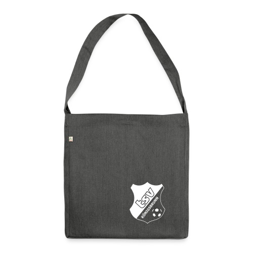TSV Logo - Schultertasche aus Recycling-Material