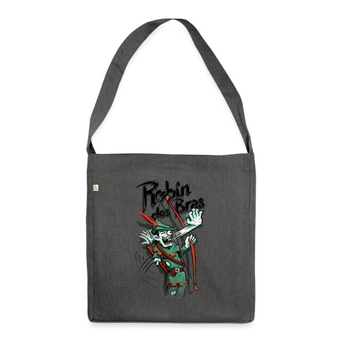 Robin des Bras - Shoulder Bag made from recycled material