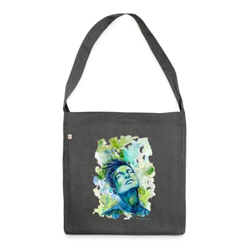 Dash by carographic - Schultertasche aus Recycling-Material