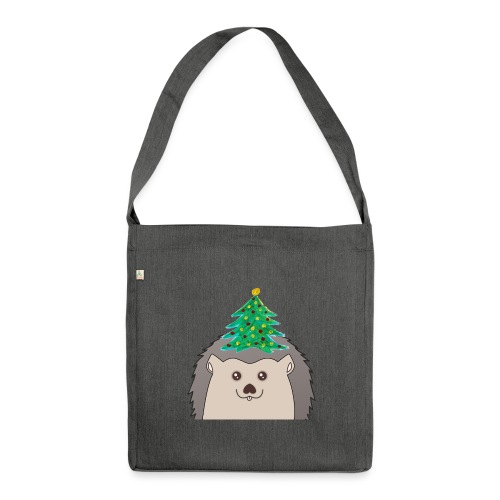 Hedtree - Schultertasche aus Recycling-Material