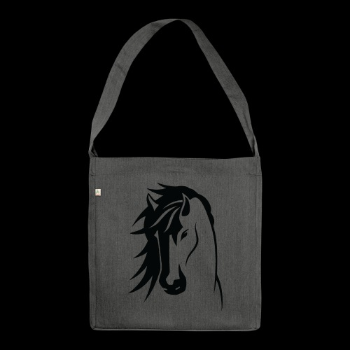 Stallion - Shoulder Bag made from recycled material