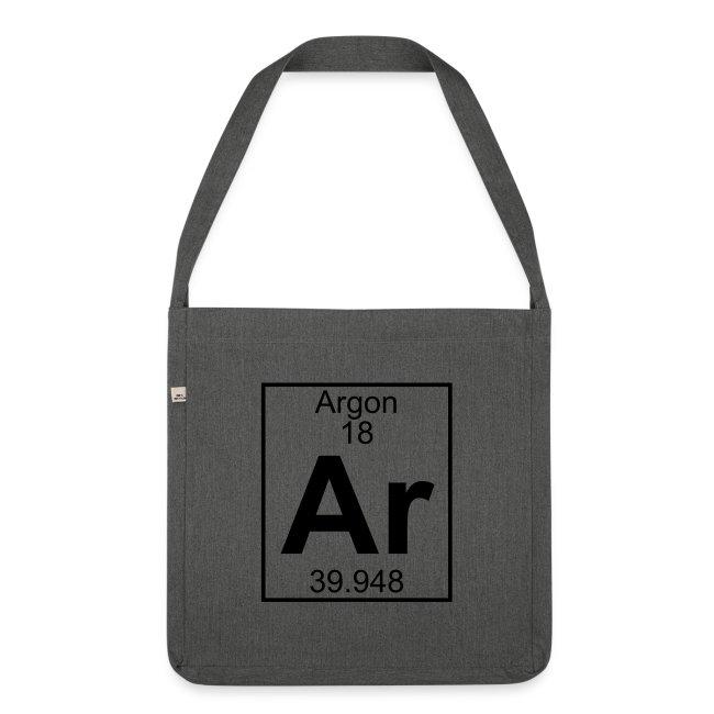 Argon (Ar) (element 18)