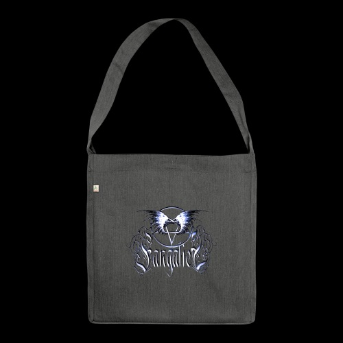 Fangaliel Logo - Shoulder Bag made from recycled material