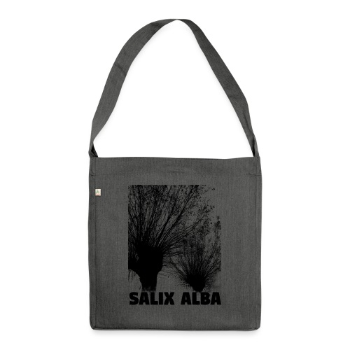 salix albla - Shoulder Bag made from recycled material