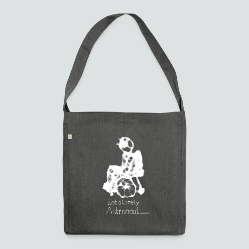 Rollinaut png - Schultertasche aus Recycling-Material