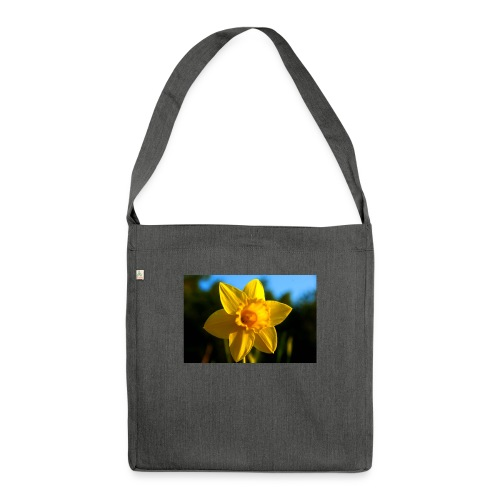 daffodil - Shoulder Bag made from recycled material