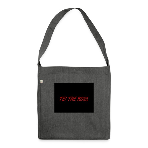 BOSSES - Shoulder Bag made from recycled material
