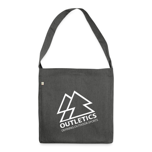 outletics denim - Schultertasche aus Recycling-Material