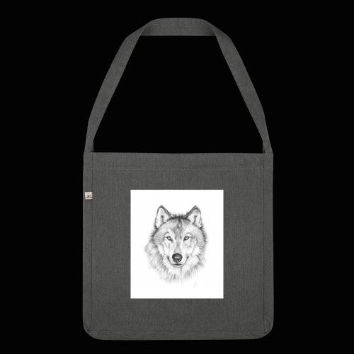 Wolf - Skuldertaske af recycling-material