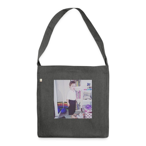 IMG 0943 - Shoulder Bag made from recycled material