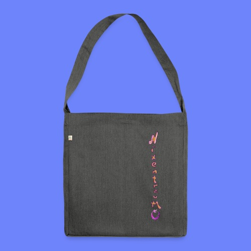 nixentraum8 - Schultertasche aus Recycling-Material