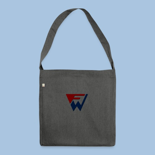 FW Logo - Shoulder Bag made from recycled material