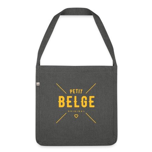petit belge original - Sac bandoulière 100 % recyclé