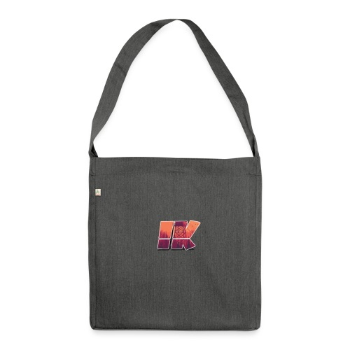 Ishaan Kulkarni Logo (1) - Shoulder Bag made from recycled material