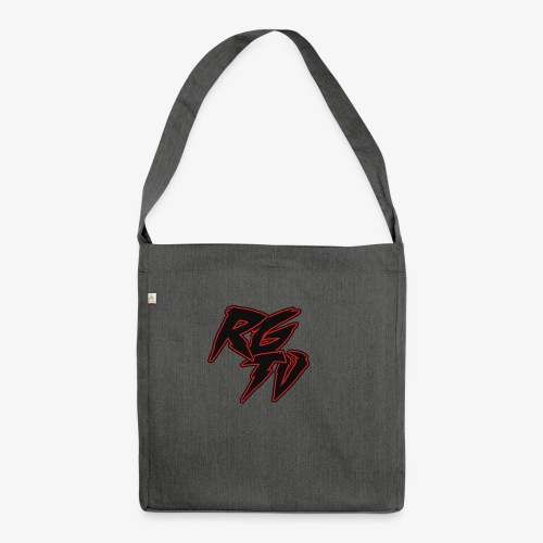 RGTV 2 - Shoulder Bag made from recycled material