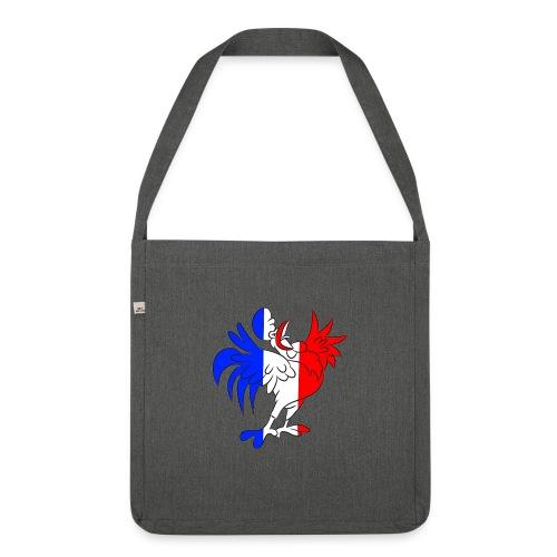 Coq France - Sac bandoulière 100 % recyclé