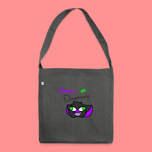 Angel Of Darkness - Shoulder Bag made from recycled material