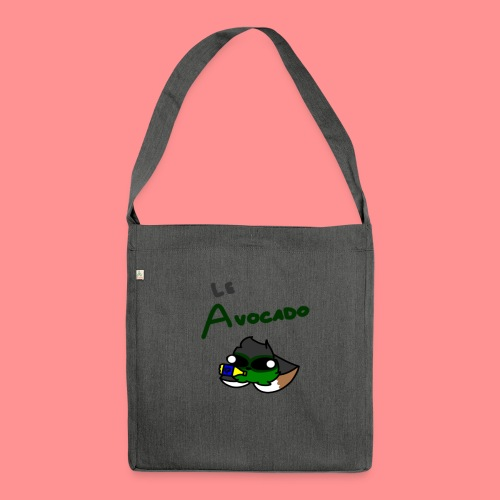 Le Avocado - Shoulder Bag made from recycled material
