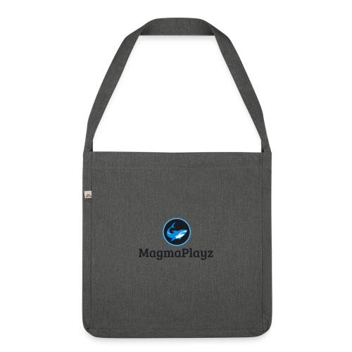 MagmaPlayz shark - Skuldertaske af recycling-material