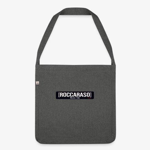 Roccaraso - Borsa in materiale riciclato