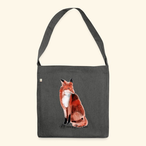 FOX - Borsa in materiale riciclato