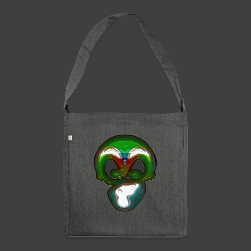 That thing - Shoulder Bag made from recycled material