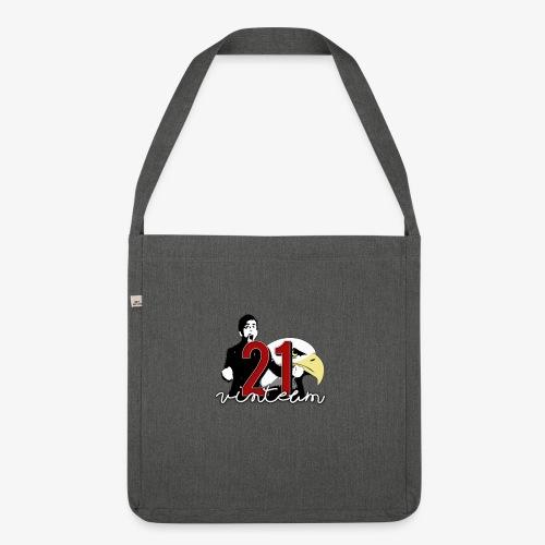 Vinte Um - Shoulder Bag made from recycled material