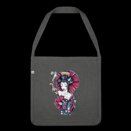Geisha2 - Borsa in materiale riciclato