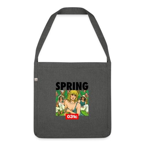 spring - Sac bandoulière 100 % recyclé