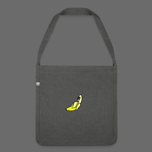 Banana - Sac bandoulière 100 % recyclé