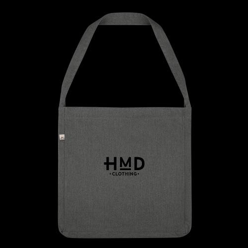 Hmd original logo - Schoudertas van gerecycled materiaal
