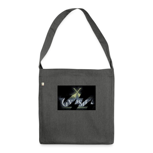 GYPSIES BAND LOGO - Shoulder Bag made from recycled material