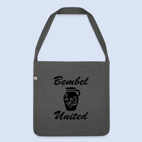 Bembel United Hessen - Schultertasche aus Recycling-Material