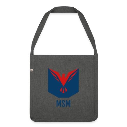 MSM ORIGINAL - Skuldertaske af recycling-material